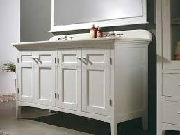 60 inch bathroom vanity double sink. Double Vanity White Shaker Traditional Feet Legs Painted 60 Inch Bathroom Sink B