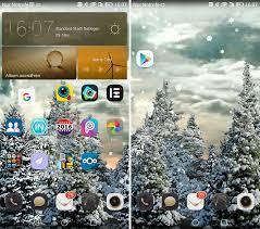 Snowfall Free Live Wallpaper - Android ...