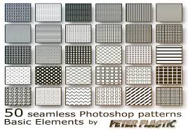 Free Photoshop Patterns Fascinating Basic Pattern Elements Free Photoshop Patterns At Brusheezy