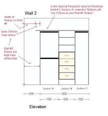 walk in closet dimensions. Corner Wardrobe - Guide Walk In Closet Dimensions
