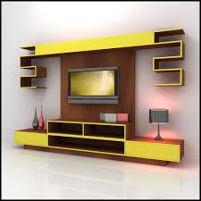 Modular Wall Storage Elegant Flat Black Wall Storage Units Of Modern Showcase Design