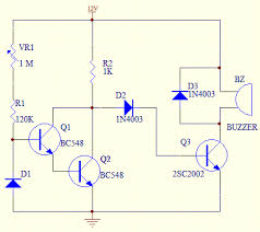 cell phone detector project circuit diagram images buzzer circuit diagram buzzer electric wiring diagram