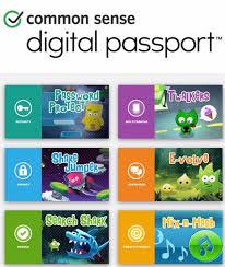 Common Sense Digital Passport logo