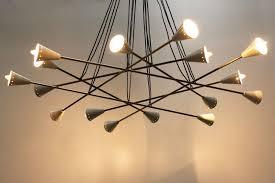 living mesmerizing mid century chandeliers 4 outstanding chandelier 2 italian in brass from stilnovo 7 mid