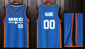 Details About George 13 Westbrook 0 Custom Men Kid Youth Basketball Jersey Set Okc 4xs 5xl