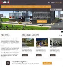 Construction Website Templates Fascinating 28 Construction Website Themes Templates Free Premium Templates