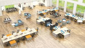 open plan office design ideas. Noise In The Open Office Plan Design Ideas Home L
