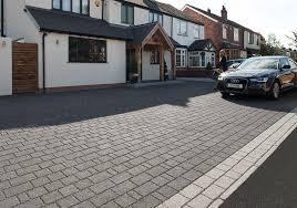 drivesett argent priora block paving project. Beautiful Block Drivesett Argent Priora Permeable Block Paving  Dark With Project Marshalls