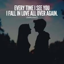 In Love Quotes Cool 48 Really Cute Love Quotes Sayings Straight From The Heart