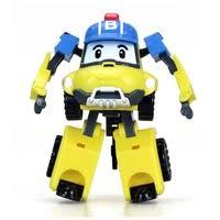 <b>Трансформер Silverlit Robocar Poli</b> Баки — купить по низкой цене ...