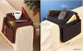 whole arm rest holder organizer remote control pocket sofa caddy 6 slots snack tray top leather handbag luxury handbags from yakuda 18 64 dhgate