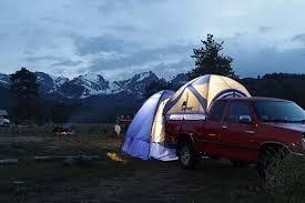 Napier Sportz Link Truck Tent Extension