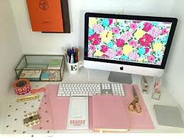 cute office desk accessories images fashionable set target india