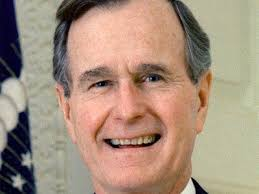 George Herbert Walker Bush (1989-1993): $23 Million Net Worth. Wikimedia. Bush was the son of Prescott Bush, a Connecticut Senator and successful ... - george-herbert-walker-bush-1989-1993-23-million-net-worth