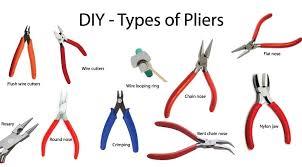 pliers names. pliers names e