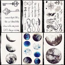 2465 руб 8 скидкачерные слова эскиз татуировки для женщин палец временная
