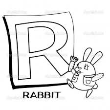 Letter R Coloring Pages For Kindergarten Archives Preschool Crafts