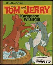 Tom And Jerry In Kangaroo Wrangle Not Stated Amazon Com Books