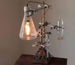 lighting steampunk chandelier diy good looking floor lamps