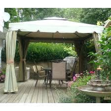costco gazebo x finial gazebo replacement canopy costco gazebo cedar 12x14 instructions