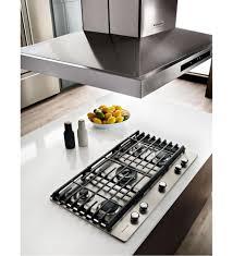 kitchenaid 30 5 burner gas cooktop stainless steel