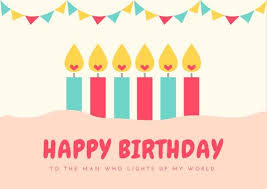 Happy Birthday Card Templates Free New Free Online Card Maker Now With Stunning Designs By Canva