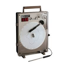 Circular Temperature Chart Recorder