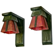 art deco sconce lighting french art deco sconces signed by max le verrier circa 1920 1930 art deco wall sconce lighting pair art nouveau wall sconce light