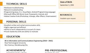 Resume Form Template Takenosumi Com