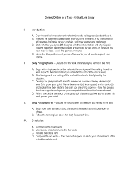 critique essay outline best photos of critique essay outline best photos of critique essay outline critical lens essay critical essay outline format