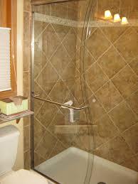 semi frameless single shower doors 2. Cardinal Craftsman S Shaped Semi Frameless Tub And Shower Door, Brushed Nickel Clear Glass Single Doors 2
