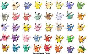 pokemon names pokémon amino