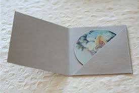 Cd Paper Case Stitched Chipboard Cd Cases Paper And Thread Studio Blog