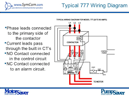 power point presentation for symcom  ground fault trip point 21 typical 777 wiring diagramiuml130sectphase leads