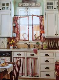 25 best ideas about red country kitchens on small