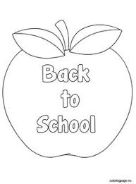 Small Picture Back to school coloring sheets printable School Pinterest