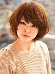 Asian Woman Short Hair Style pin by leticia angiulli on cortos pinterest japanese 4111 by wearticles.com