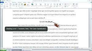 Ms Word Apa Format Template Microsoft Word Apa Template Web Application Scanning The