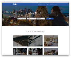 Template For Directory 30 Best Directory Wordpress Themes 2019 Colorlib