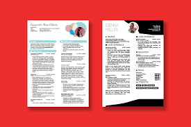 Resume Profile Header Examples 10 Real Marketing Resume Examples That Got People Hired At