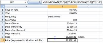 Calculating Bond Duration And Convexity