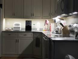 diy under cabinet lighting. Contemporary Diy Chad Mounted The Light  With Diy Under Cabinet Lighting A