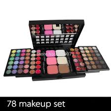 hot 78 colors full professional makeup kit s makeup sets plete makeup sets highly pigmented camouflage delicate cosmetice in makeup sets from beauty