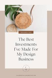 Leap Design Studio The Best Investments Ive Made For My Design Business