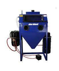 Abrasive Blasting Cabinet Dee Blast C4826p Pressure Blasting Cabinet