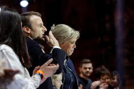 Macron birlik mesajı verdi