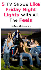 Songs From Friday Night Lights Season 3 5 Great Tv Shows Like Friday Night Lights Myteenguide