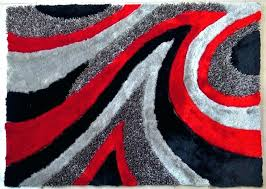 red black and grey area rugs black grey and red rugs incredible gray and red area
