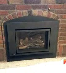 replace gas fireplace with wood sve gs fireplce can you stove