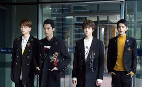 new f4 are ready to charm viewers in s meteor garden 2018 remake south china morning post